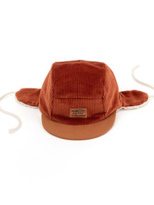 New Kids in the House Cap Robin - rooibos
