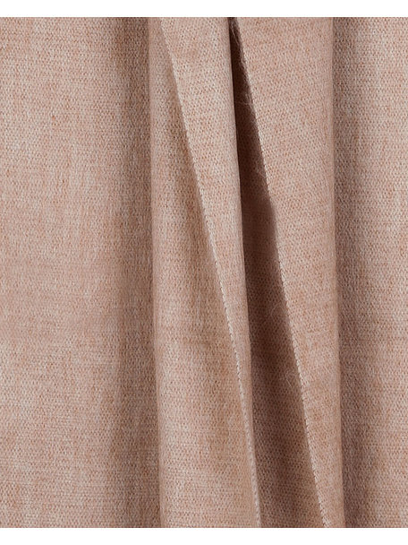 Bufandy Brushed solid shawl - blush rose