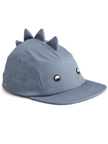 Liewood Cap dino  - blue wave