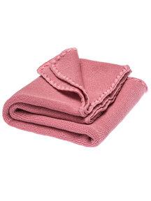 Disana Zomer deken van wol - roze