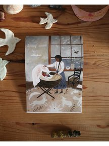 Boeken & Kaarten Tijana draws - verjaardagskalender