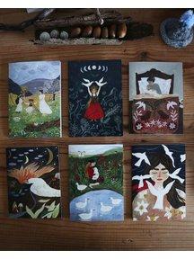 Boeken & Kaarten Tijana draws - kaarten set (6 stuks)
