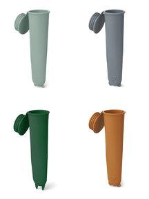 Liewood Elisa ijs vormpjes 4 stuks - Green multi mix