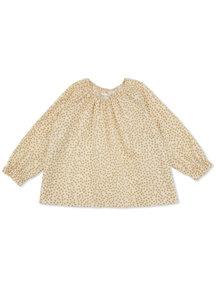 Konges Sløjd Pilou blouse - buttercup yellow