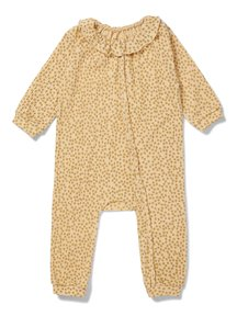 Konges Sløjd Chleo onesie - buttercup yellow