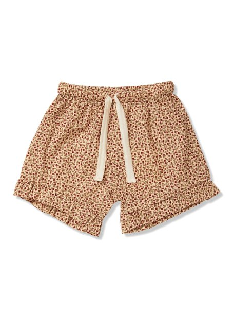 Konges Sløjd Acacia shorts - rosaraie red