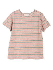 Serendipity T-shirt van katoen - streep