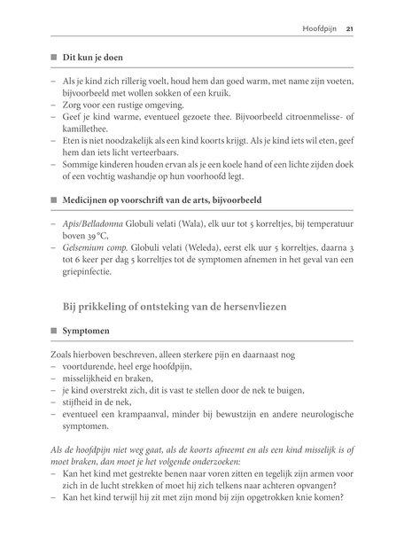Christofoor Kinderziekten: Oorzaak en behandeling