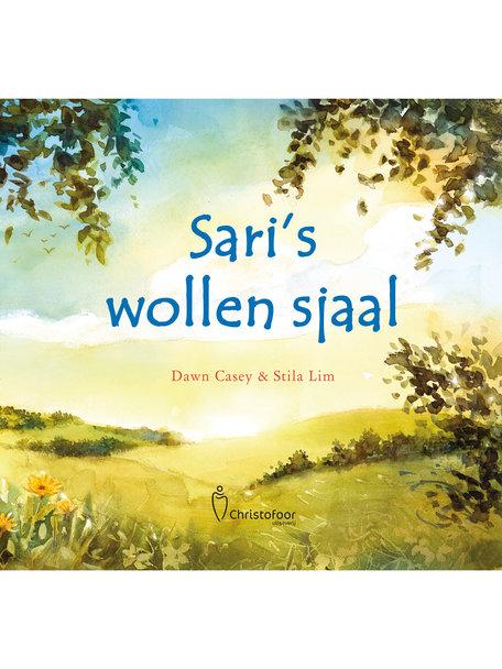 Boeken & Kaarten Sari's wollen sjaal