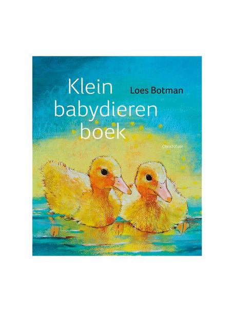 Christofoor Klein babydieren boek
