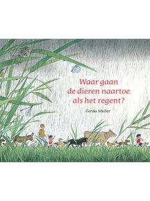 Christofoor Waar gaan de dieren naartoe als het regent?