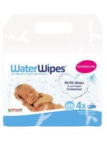 WaterWipes Babydoekjes (4x 60 stuks)
