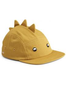 Liewood Cap dino - yellow mellow