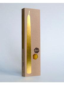 Dipam Bijenwas kaarsen ø 2.2 x 30 cm