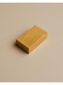 Stockmar Bijenwas krijtblokje - goud