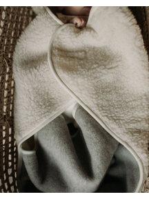 Alwero Wikkeldeken voor Maxi Cosi - grijs