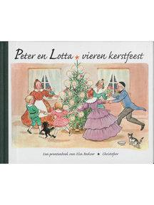 Christofoor Peter en Lotta vieren kerstfeest
