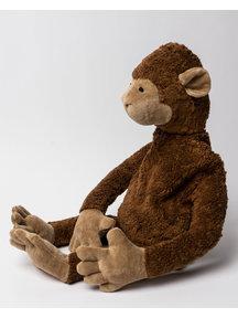 Senger Warmte knuffel aap - groot