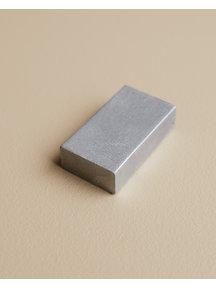 Stockmar Bijenwas krijtblokje - zilver