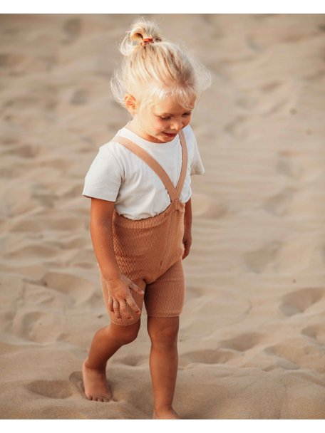 Silly Silas Shorty - light brown