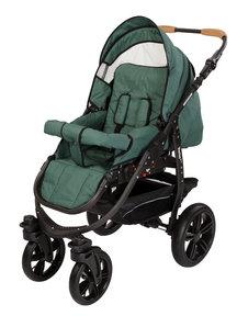 Naturkind Kinderwagen Varius Pro sage - basis model