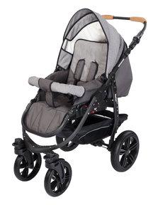 Naturkind Kinderwagen Varius Pro mottled/slate grey - basis model