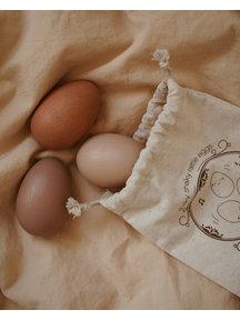 Konges Sløjd Rammelaar eieren - rose