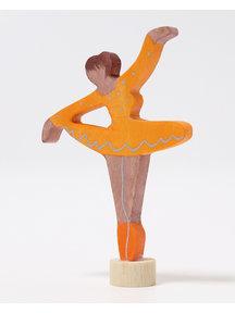 Grimm's Steker - ballerina oranje