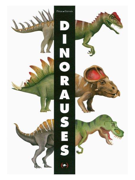 Les Grandes Personnes Interactief boek - Dinosaurussen