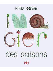 Les Grandes Personnes Interactief prentenboek - Seizoenen