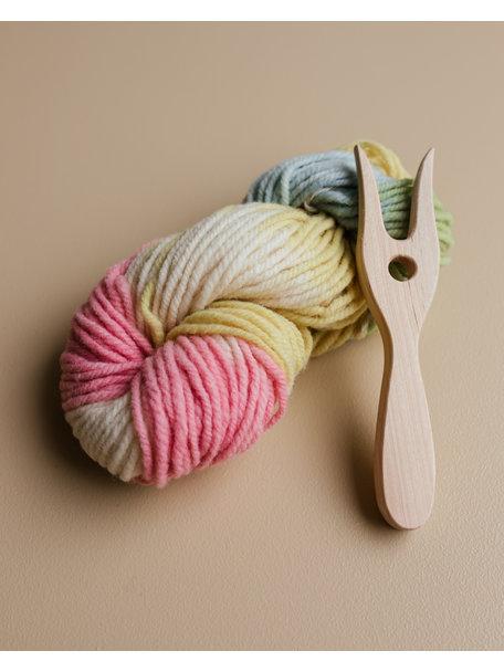 Filges Breivork - pastel kleuren