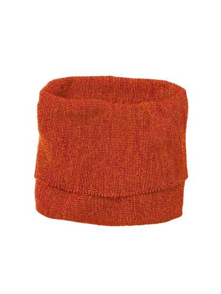Disana Loopsjaal - oranje/bordeaux