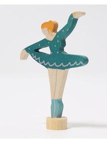 Grimm's Steker - ballerina blauw