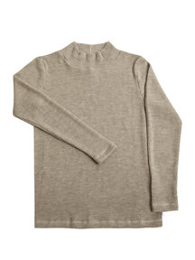 Joha Dames shirt met boordje - beige