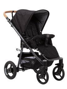 Naturkind Kinderwagen Lux Evo black - basis model