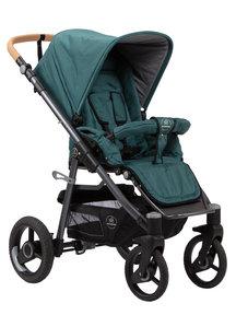 Naturkind Kinderwagen Lux Evo sage - basis model