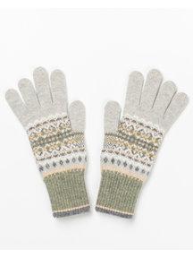 Eribé Handschoenen - edelweiss