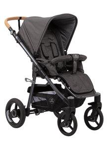 Naturkind Kinderwagen Lux Evo slate grey - basis model