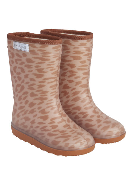EnFant Thermoboots dames - leo sand