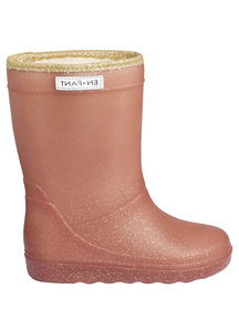 EnFant Thermoboots dames - glitter rose