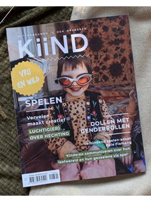 Kiind Magazine Kiind Magazine herfst 2021: SPELEN