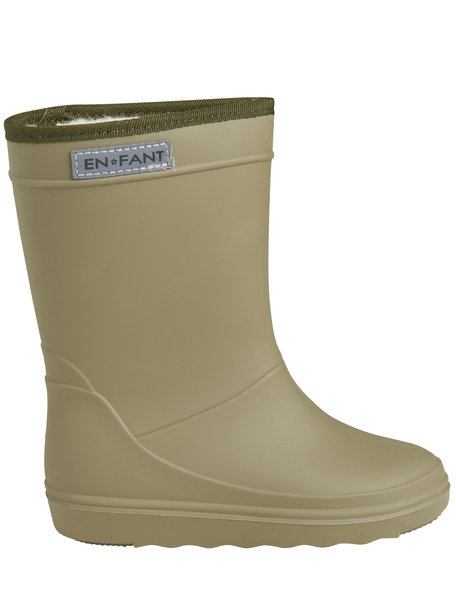 EnFant Thermoboots dames - olive