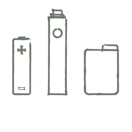 Batterijen & MOD's