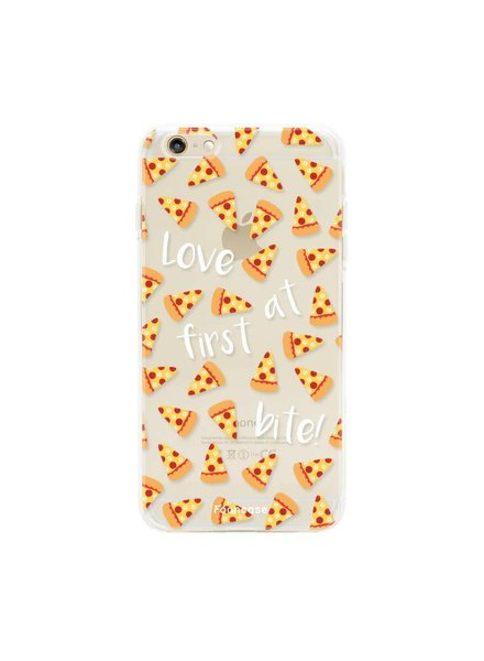 Telefoonhoesje IPhone 6/6s - Pizza
