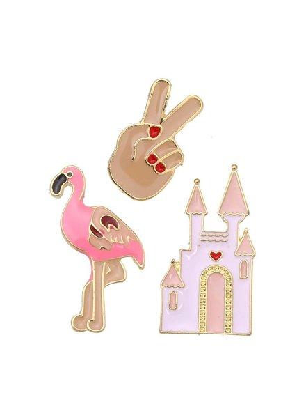 Pins - Fairytale Castle