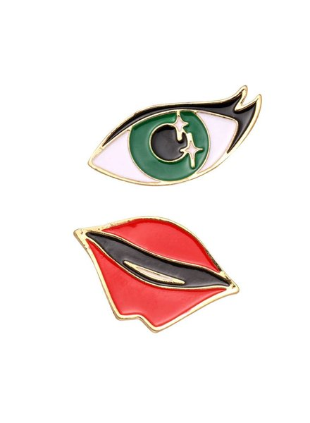 Pins - Sparkle Eye