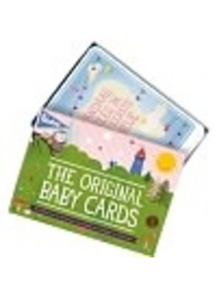 Baby photo cards - original