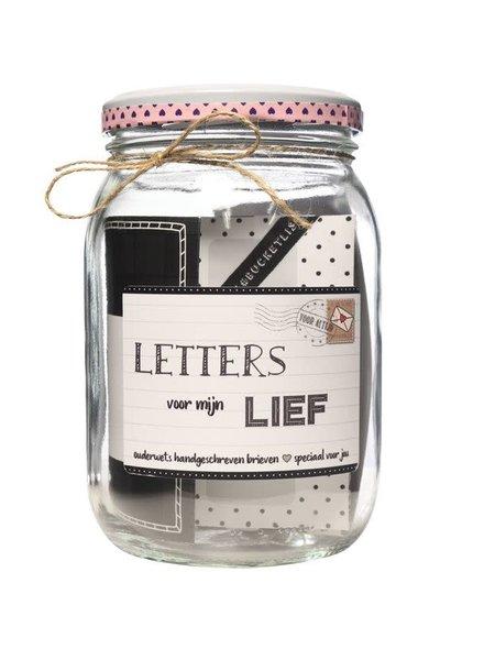 Kletpot - Letters voor mijn lief