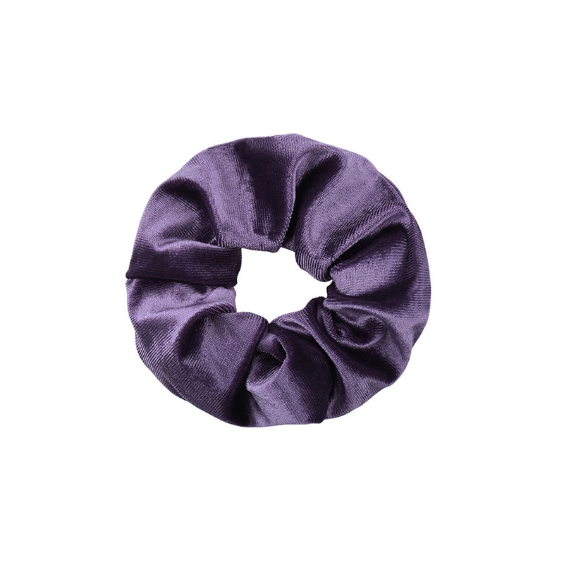 LOOK AT HER NOW - PURPLE SCRUNCHIE