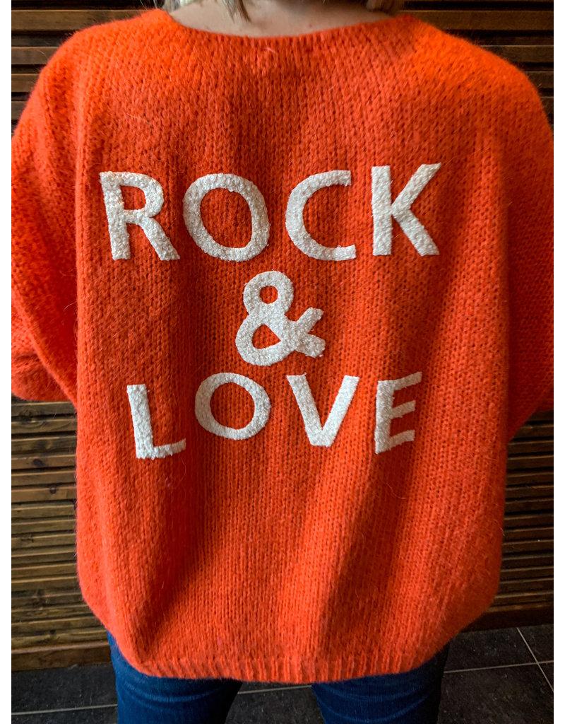ROCK & LOVE BERNADETTE - ORANJE